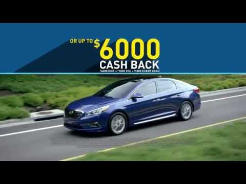 South Florida Hyundai Dealers- Summer Time Sales Event - June 2015 TV Spot