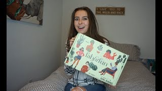 Fab Fit Fun Spring 2018 Unboxing