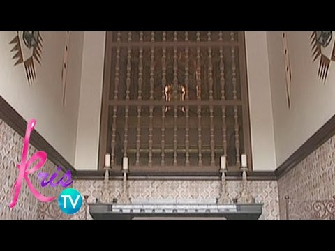 Kris TV: Drive-Through Blessed Sacrament