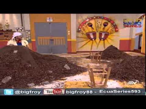 El Combo Amarillo 4 Temporada MUSEO ARQUEOLOGICO DEL COMBO Capitulo 45 @bigfroy