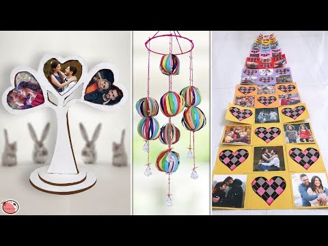 6 Clever DIY Room Decor Idea !!!