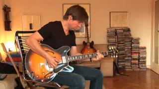 1966 Gibson ES-335 sunburst Part2