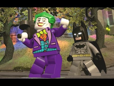 lego dimensions joker open world free roam character. Black Bedroom Furniture Sets. Home Design Ideas
