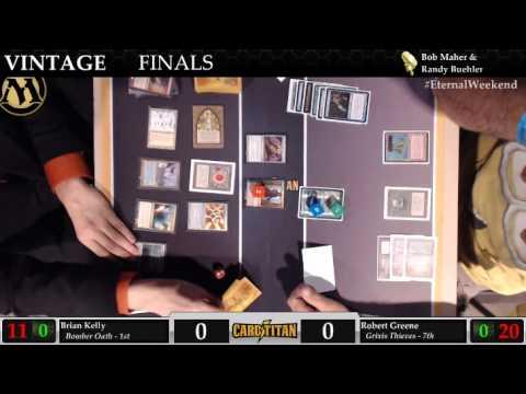 2015 Vintage Champs - FINALS