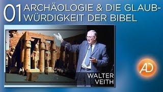 Walter Veith, 1. Archäologie und die Glaubwürdigkeit der Bibel, Bludenz, amazing discoveries