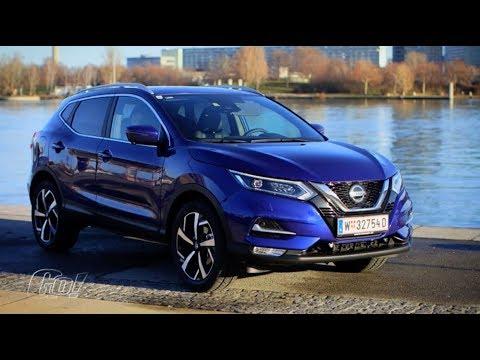 Tiefgreifend überarbeitet? | Nissan Qashqai 2019 | Der Test