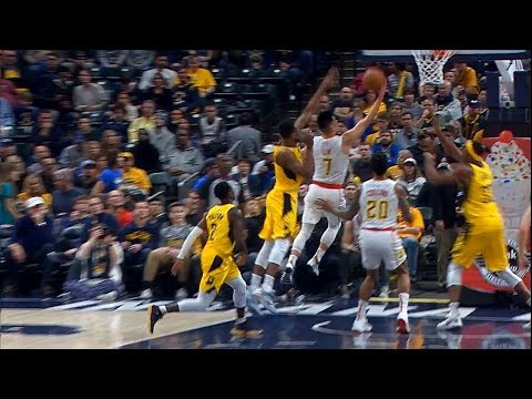 Jeremy Lin Highlights - Hawks at Pacers 12/31/18