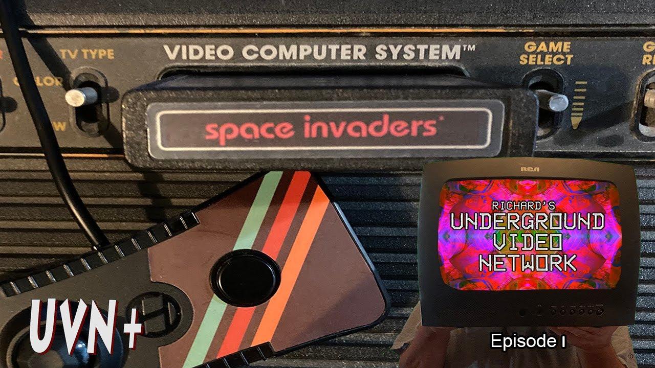 Richard's Underground Video Network episode 1