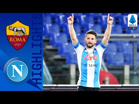 AS Roma Napoli Goals And Highlights