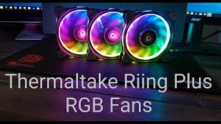 Thermaltake Riing Plus 12 RGB Fan   A Fully Comprehensive Review