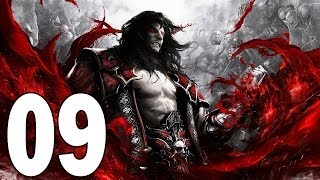 Let's Play Castlevania Lords of Shadow 2 Gameplay German Deutsch Part 9 - Paranormale Burgbewohner