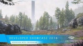 CRYENGINE Developer Showcase 2018
