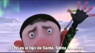 Arthur Christmas Trailer 1 (sub español)