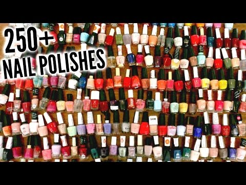 Decluttering My Nail Polish Collection + Favorite Nail Polishes