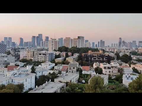 Tel Aviv January 2021