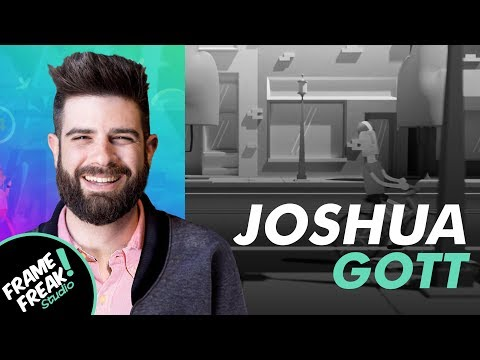 INTERVIEW W/ JOSH GOTT: Creative Director at Epipheo - The Creative Hustlers Show #35