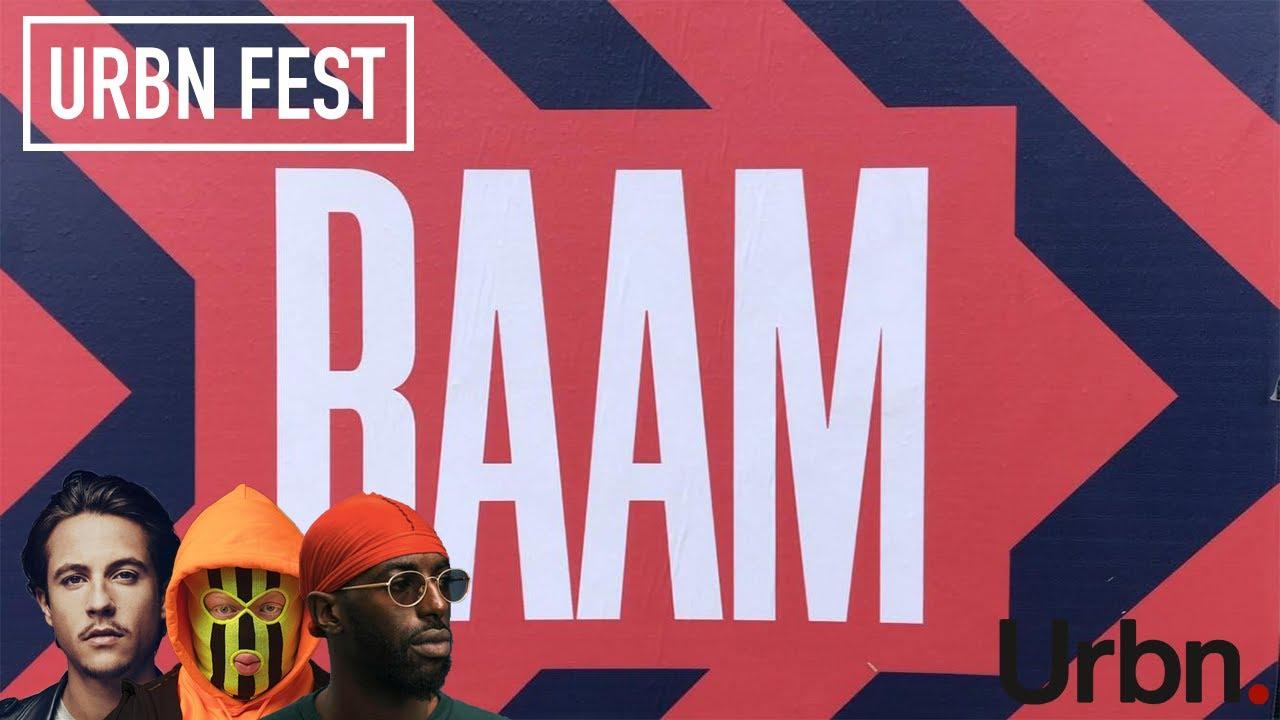 [URBN FEST] BAAM Migrants Festival 2019 (Nekfeu, Alpha Wann, Kalash Criminel, Tengo John...)
