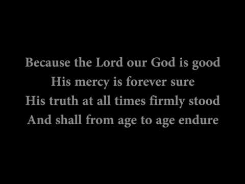 All People that on Earth Do Dwell  from The Hymns Project Lyric