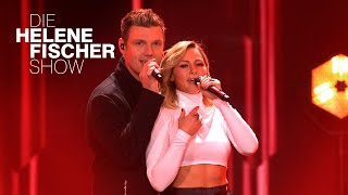 Helene Fischer, Nick Carter - Backstreet Boys Medley
