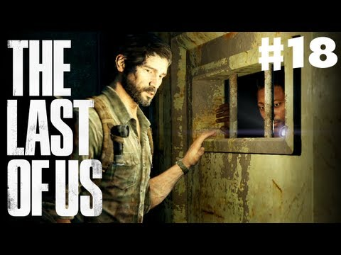 The Last of Us - Gameplay Walkthrough Part 18 - Separated! (PS3)