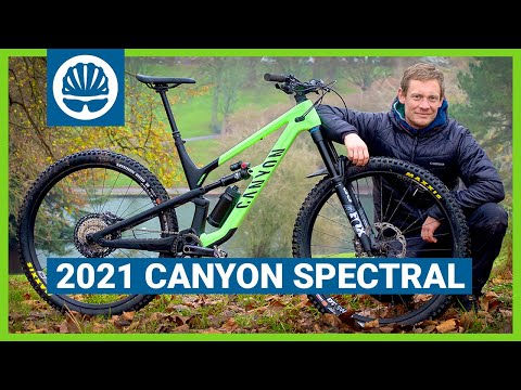 2021 Canyon Spectral Trail Bike | *Now Available as a 29er