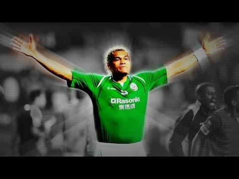 """【The legend】Brazilian power forward """"Detinho(迪天奴)"""""""