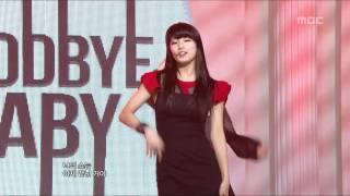 miss A - Goodbye Baby, 미스에이 - 굿바이 베이비, Music Core 20111224