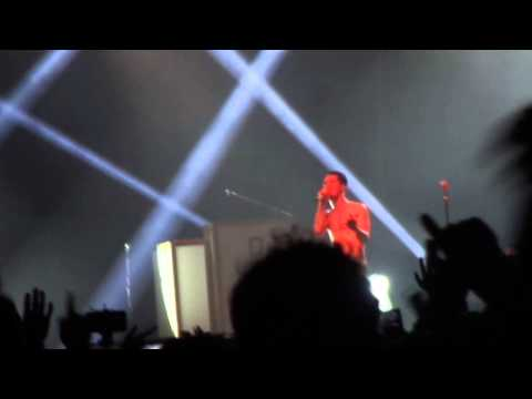 """Panic! At The Disco """"You Shock Me All Night Long"""" at Event Center at SJSU (2014.08.28)"""