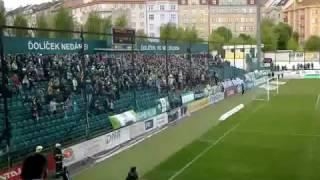 Bohemians 1906 vs. Zlín 22.4.2017
