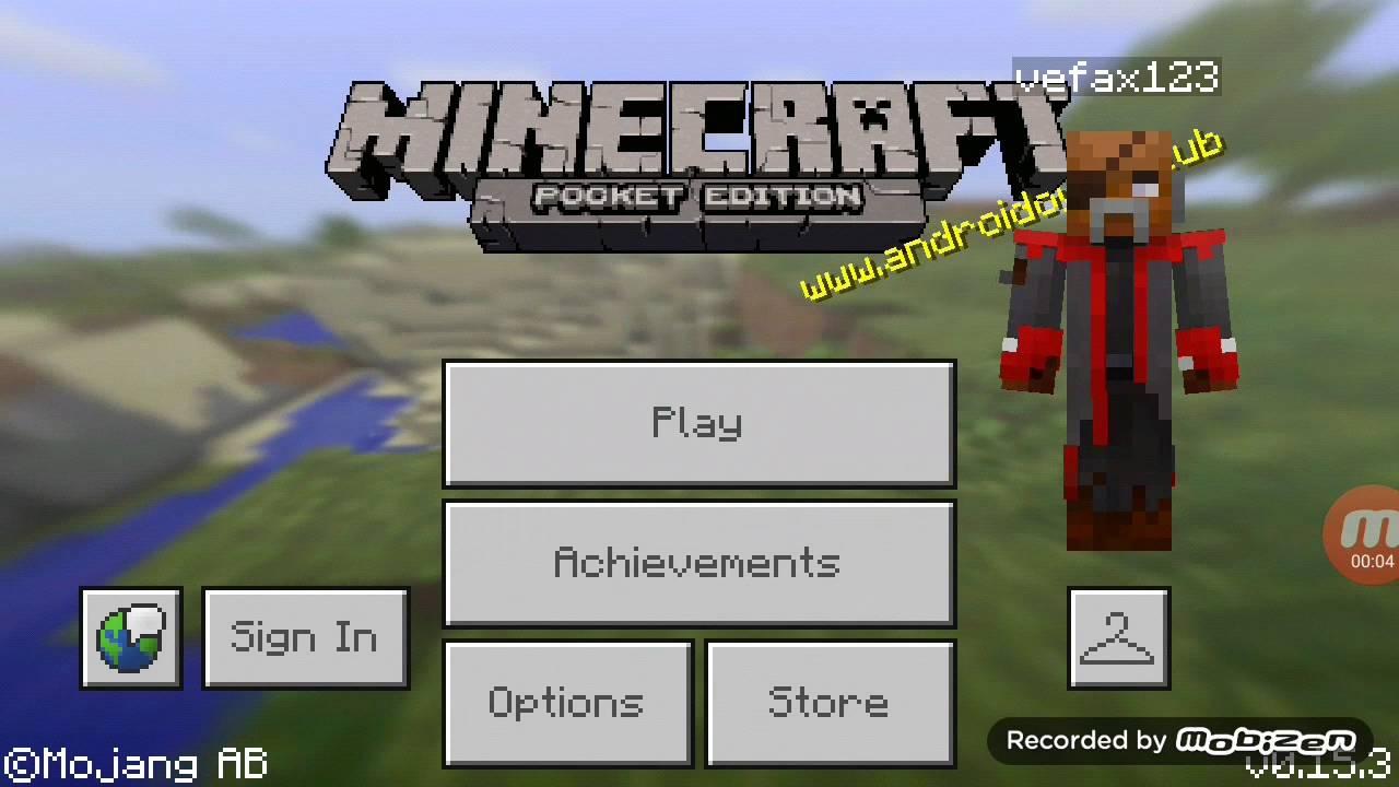 Скачать Minecraft PE 1.0.0/0.17.0 для телефона и планшета ...
