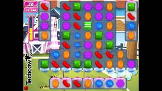 Candy Crush Saga Level 244