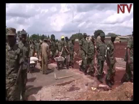 UPDF to construct peace support training centre