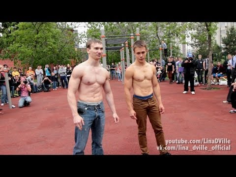 Moscow Workout Competition 2013 & Dexter's party