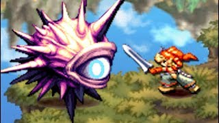 Legend of Mana (PS1) Boss Battles + Ending