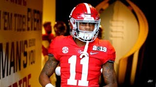 Alabama WR Henry Ruggs III 2019 Highlights 🐘 ᴴᴰ