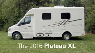 Allow us to take you on a personal tour of the 2016 Pleasure-Way Pl...