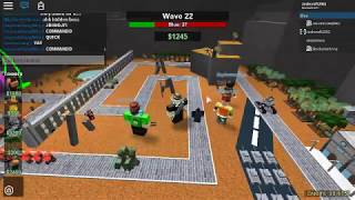 Triumph on the 03/23/18 Update | Tower Battles [ROBLOX]
