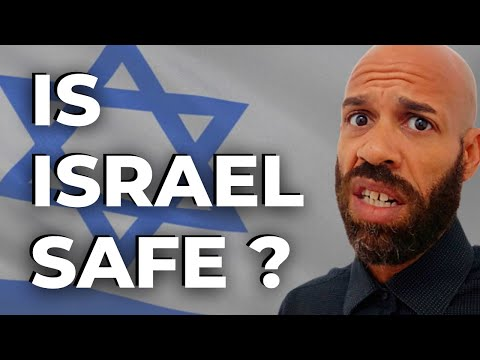 Safe Living In Israel? - Here's My Truth