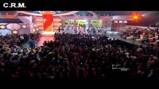 Shakira - Gypsy & Waka Waka Premios Juventud