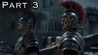 Ryse Son Of Rome PC Gameplay Walkthrough Part 3 (No Commentary)