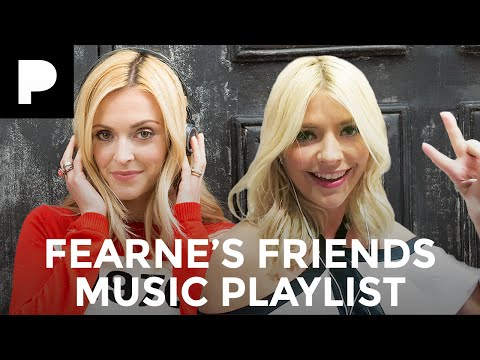 Fearne Cotton - The Power of Music | w Holly Willoughby, Jo Wood & More!