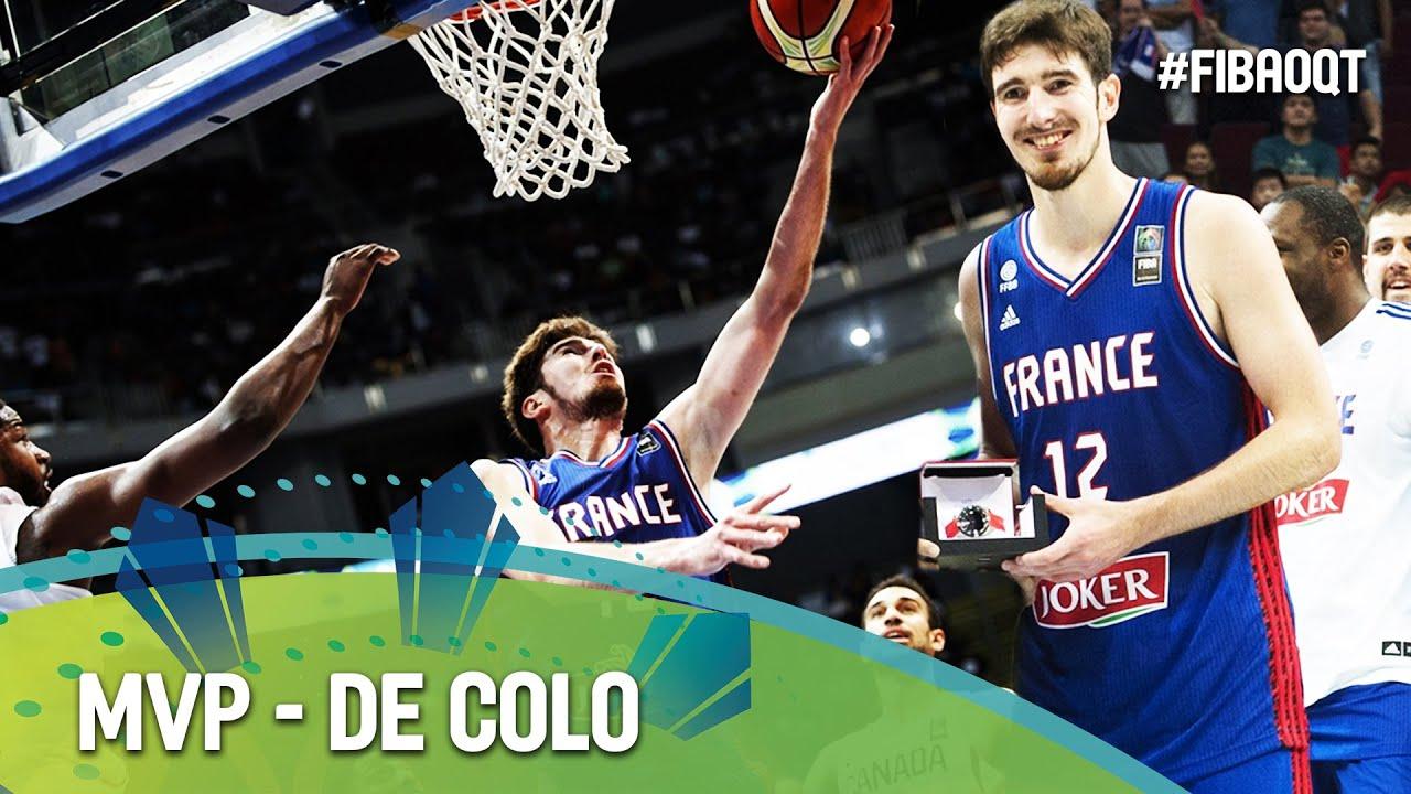 Nando De Colo - MVP
