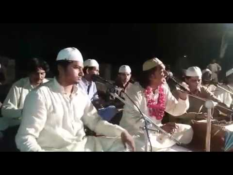 Hanjuan Nal Gusal Dewaan By Sain jaffar Hussain Qawal