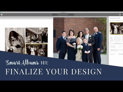 Smart Albums Tutorial: reload images from original