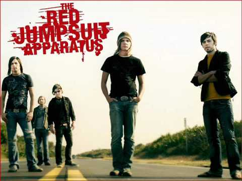 The Red Jumpsuit Apparatus - Face Down [HQ Mp3]