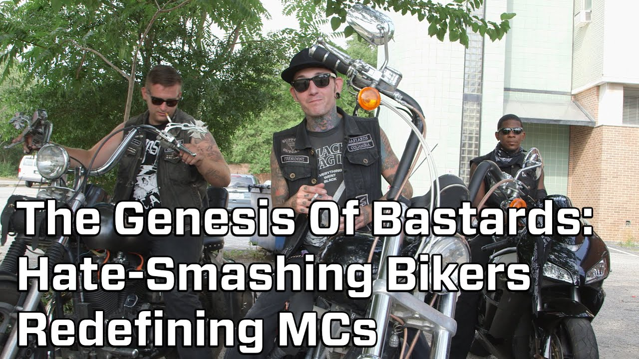 """The """"Bastards"""" Motorcycle Club Is Redefining Racist Biker Culture"""