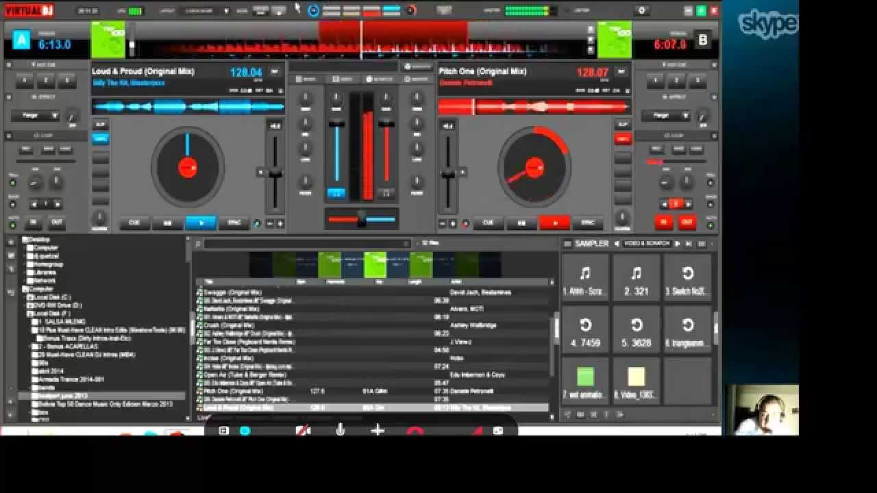 Virtual dj software hardware manuals numark partymix setup.