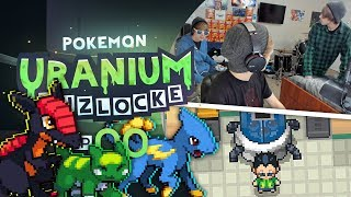 NOPE!! - Pokemon Uranium Nuzlocke w/ Astroid! EP 0!