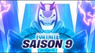 FORTNITE - Season 9 - what's going to happen?!
