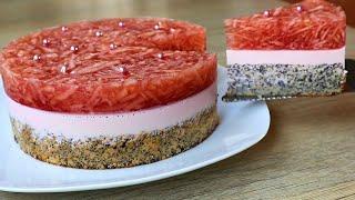 Торт ЯПОНКА Необычный Торт ИЗ ПРОСТЫХ ПРОДУКТОВ